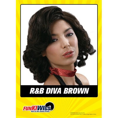 R & B Diva Brown - Yakedas Party and Giftware