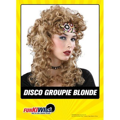 Disco Groupie Blonde - Yakedas Party and Giftware