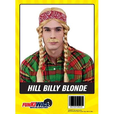 Hill Billy Blonde