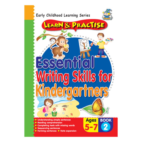 Activity Book 5 -7 Essential Writing Skills BK 2 - Yakedas Party and Giftware