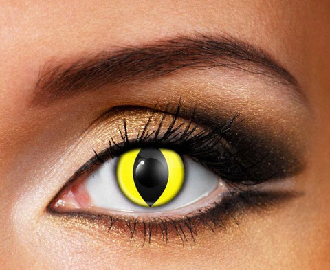 Yellow Cat Eye - Yakedas Party and Giftware