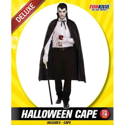 Adult Halloween Cape - Yakedas Party and Giftware