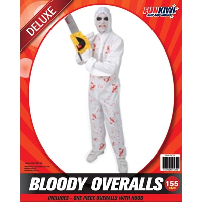 Bloody Overalls 155 - Yakedas Party and Giftware