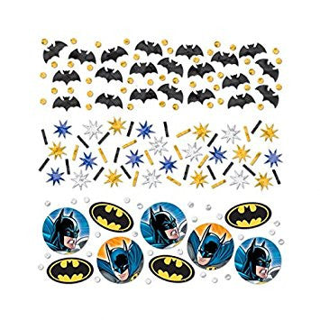 Batman Party Confetti - Yakedas Party and Giftware