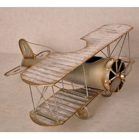 Bi-Plane (Large) - Yakedas Party and Giftware