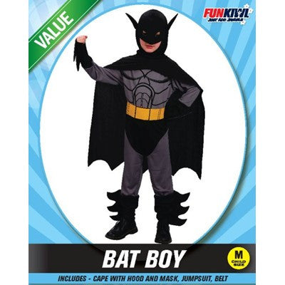 Child Bat Boy - Yakedas Party and Giftware