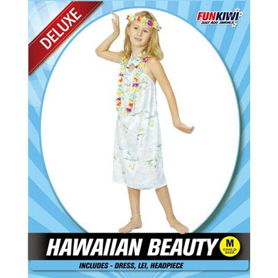 Child Hawaii Girl - Yakedas Party and Giftware