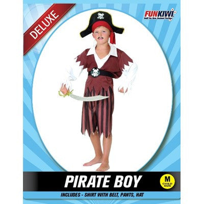 Child Pirate Boy