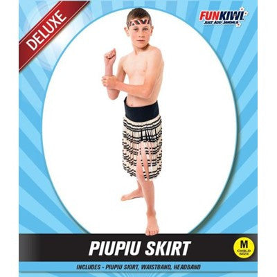 Child Piupiu Skirt