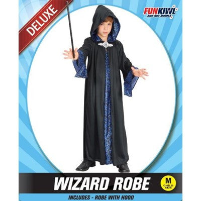 Child Wizard Robe - Yakedas Party and Giftware