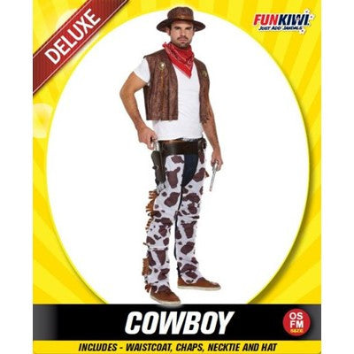 Cowboy - Yakedas Party and Giftware