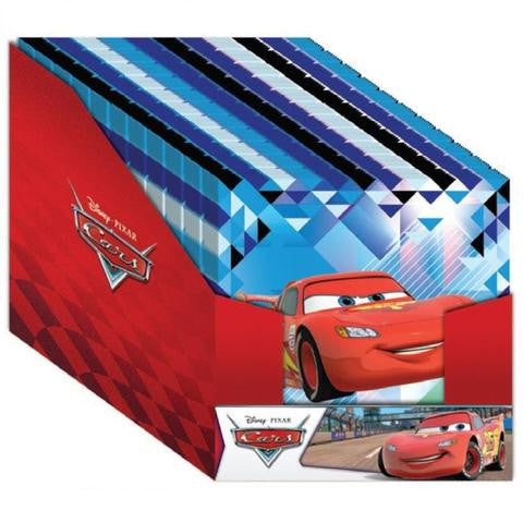 Disney Car Party Napkins - Yakedas Party and Giftware