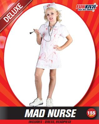 Child Mad Nurse 155