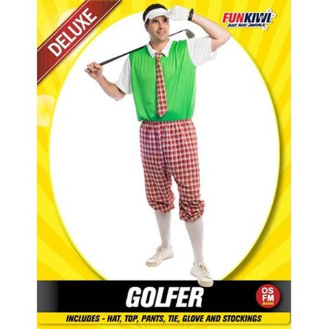 GOLFER - Yakedas Party and Giftware