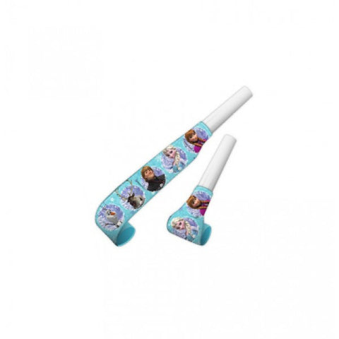 Frozen Party Blowouts - Yakedas Party and Giftware