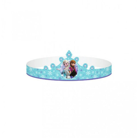 Frozen Party Tiara - Yakedas Party and Giftware