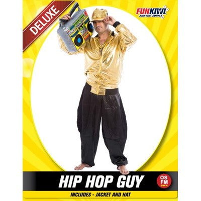 Hip Hop Guy - Yakedas Party and Giftware