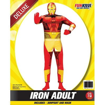 Iron Man - Yakedas Party and Giftware