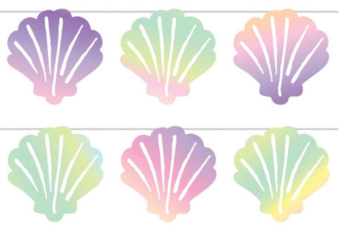 Mermaid Party Buntings - Yakedas Party and Giftware
