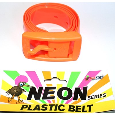 Neon Belt Orange - Yakedas Party and Giftware