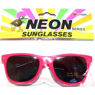 Neon Sunglasses Pink - Yakedas Party and Giftware