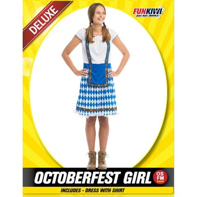 Oktoberfest Girl - Yakedas Party and Giftware