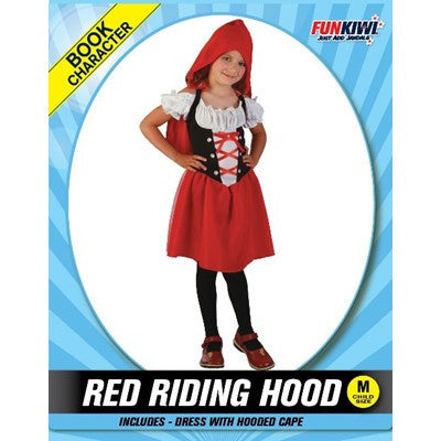 Child Red Riding Hood - Yakedas Party and Giftware