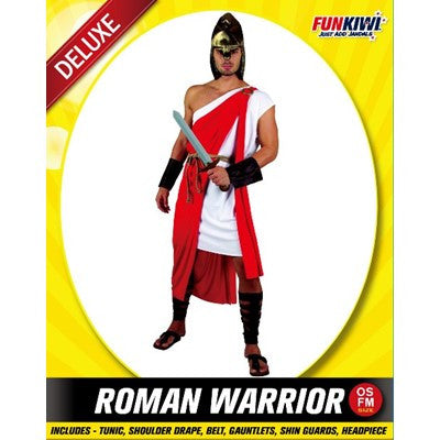 Roman Warrior - Yakedas Party and Giftware
