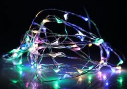 Rainbow Seed lights (battery operated)