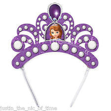 Sofia the First Party Tiara - Yakedas Party and Giftware