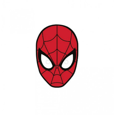Spider - Man Party Mask - Yakedas Party and Giftware