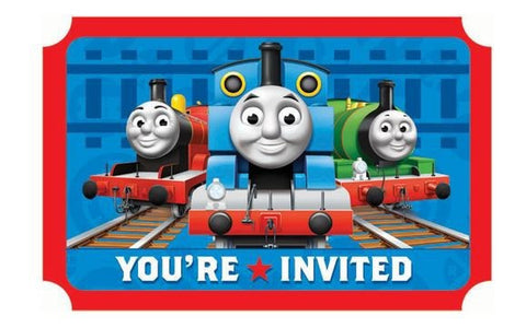 Thomas Invitation Cards