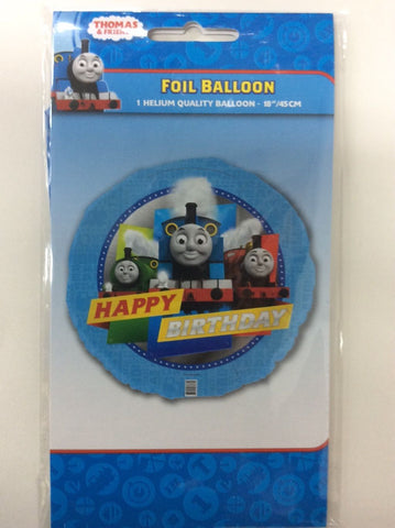 Thomas Party Foil Balloon - Yakedas Party and Giftware