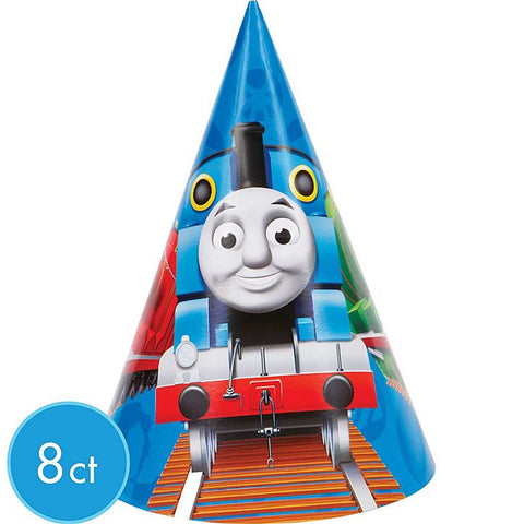 Thomas Party Hats - Yakedas Party and Giftware