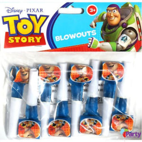 Toy Story Blowouts - Yakedas Party and Giftware