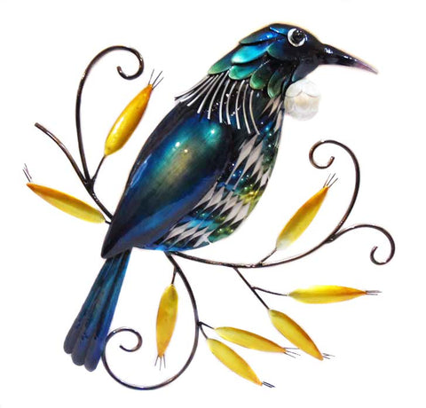 Tui – Metal Wall Hanging - Yakedas Party and Giftware
