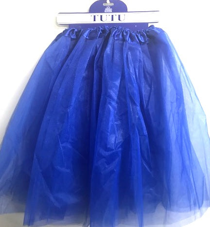 Blue Tutu - Yakedas Party and Giftware