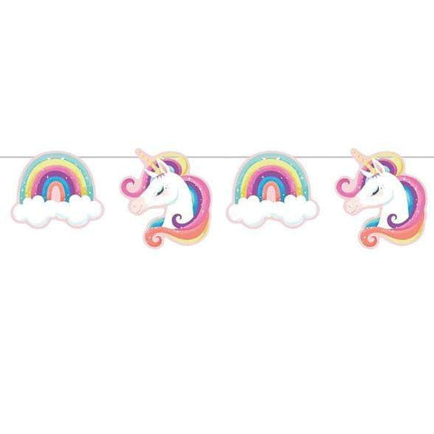 Unicorn Party Buntings - Yakedas Party and Giftware