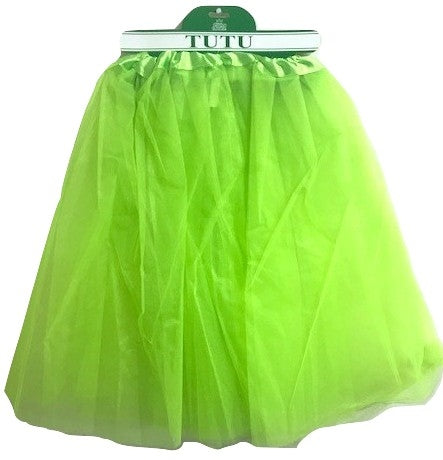 Green Tutu - Yakedas Party and Giftware