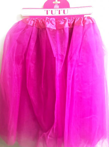 Hot Pink Tutu - Yakedas Party and Giftware
