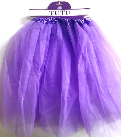 Purple Tutu - Yakedas Party and Giftware