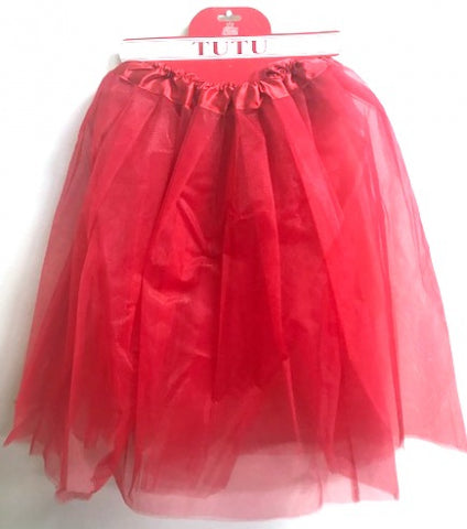 Red Tutu - Yakedas Party and Giftware