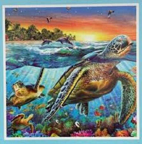 Diamond Art - SEALIFE