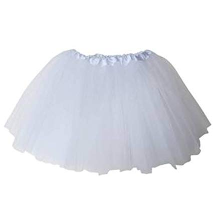 White Tutu - Yakedas Party and Giftware