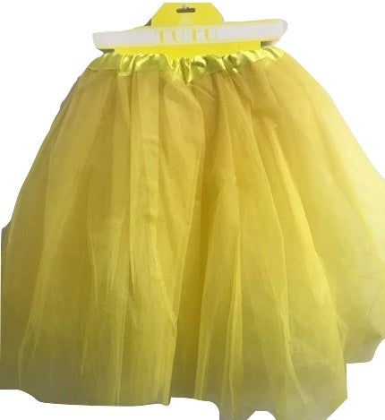 Yellow Tutu - Yakedas Party and Giftware