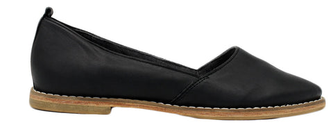 Linde Loafer In Diesel Black - Handmade Shoes Crafted In South Africa