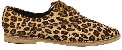 Kaya Oxford In Jaguar Print - Handcrafted In South Africa
