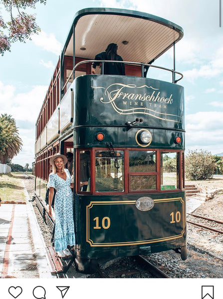 wine tram Cape Town wine tours
