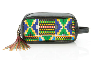 The Solivagant Toiletry Bag in Ndebele - Matsidiso South Africa