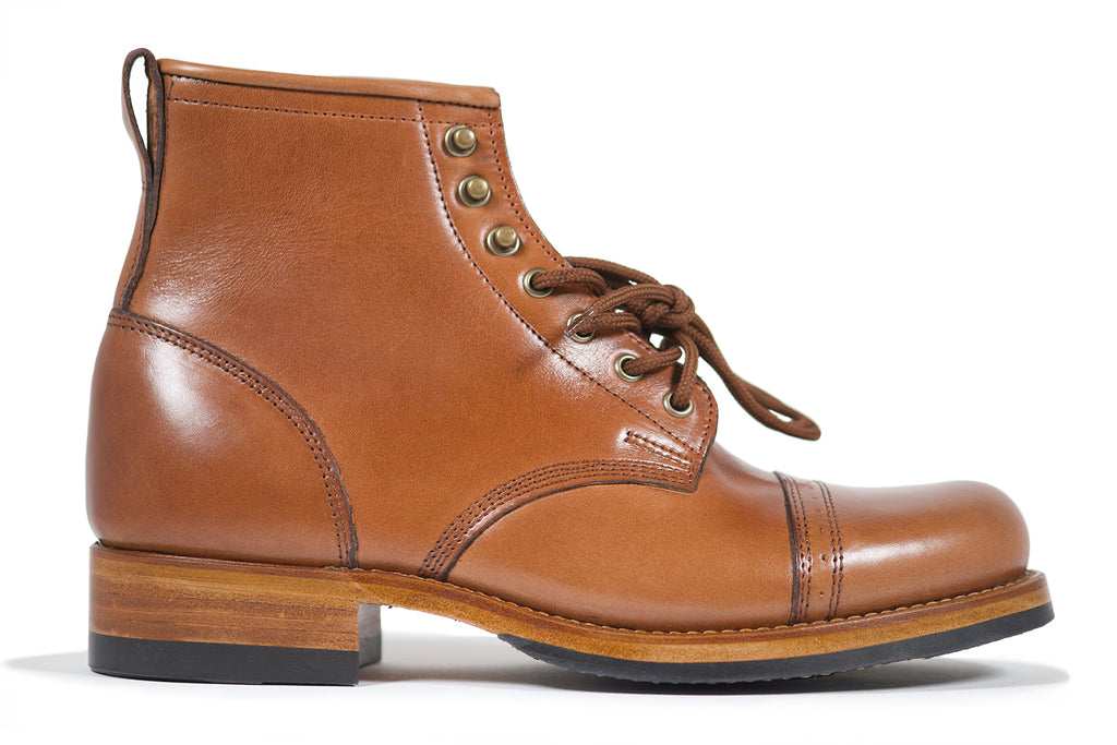 Bowery Horween Shell Cordovan